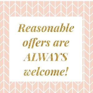 Other - ❣️Reasonable Offers Accepted ❣️